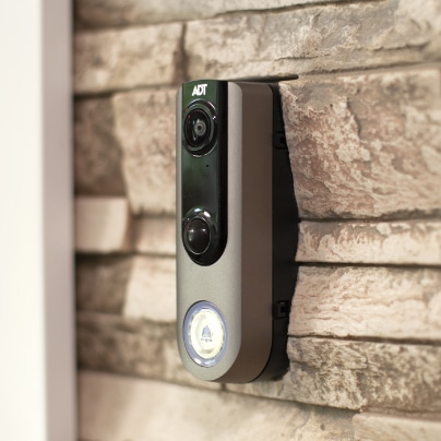 Joliet doorbell security camera